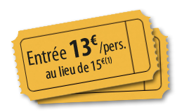 prix ticket